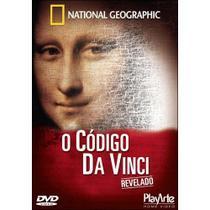 DVD O Código Da Vinci Revelado - Playarte