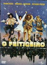 Dvd O Feiticeiro - The Wiz - Michael Jackson - Universal Pictures