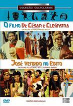 DVD O Filho de César e Cleopatra (1964) + José Vendido no Egito (1962) - Cult Line
