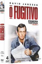 DVD O Fugitivo - Primeira Temporada - Vol. 2 - 4 Discos - Line Store