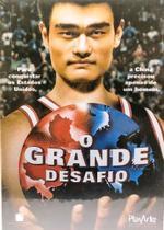 DVD O Grande Desafio Emocionante  História Real de Superação - Playarte