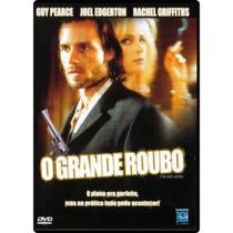 DVD O Grande Roubo - Europa filmes