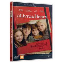 DVD - O Livro De Henry - Universal Studios