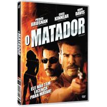 DVD O Matador Pierce Brosnan - Nbo