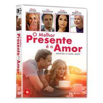 DVD - O Melhor Presente é o Amor - Flashstar Filmes