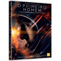DVD - O Primeiro Homem - Universal Studios