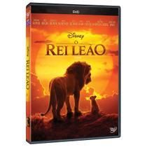 DVD - O Rei Leão (2019) - Disney