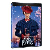 DVD - O Retorno de Mary Poppins - Disney