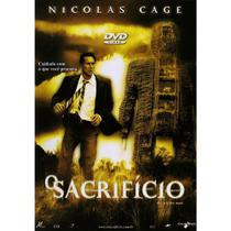 DVD - O Sacrifício - Nicolas Cage - California