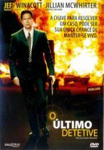 DVD O Último Detetive Jeff Winacott e Jillian McWhirter - Ágata