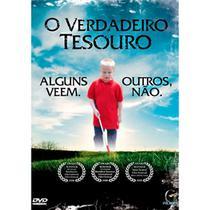 DVD O Verdadeiro Tesouro - Armazem