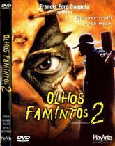 Dvd - Olhos Famintos 2 - Lacrado - Playarte -