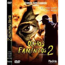 Dvd - Olhos Famintos 2 - PLAYARTE