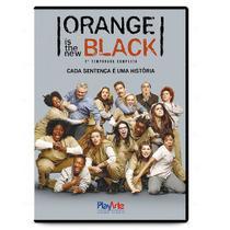 DVD - Orange Is The New Black - 2ª Temporada - Playarte