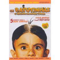 DVD Os Batutinhas - O Melhor da Nossa Turma - Nbo