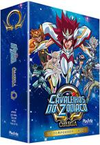 DVD - Os Cavaleiros do Zodíaco - Ômega  2ª Temporada Vol 1 - Playarte