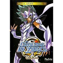DVD Os Cavaleiros Do Zodíaco - Ômega Vol 5 - PLAYARTE -