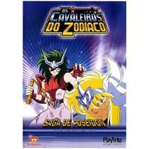 DVD - Os Cavaleiros do Zodíaco - Vol 20 - Playarte