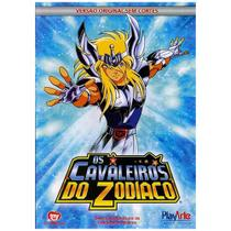 DVD - Os Cavaleiros do Zodíaco - Vol 3 - Playarte