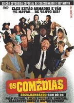 DVD Os Comédias - Amazonas