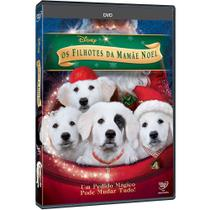 DVD Os Filhotes da Mamãe Noel - Disney