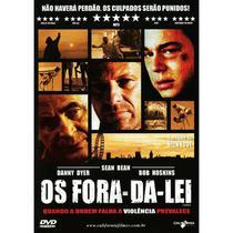 DVD - Os Fora-Da-Lei (Califórnia Filmes) -