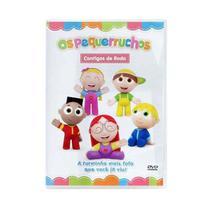 DVD - Os Pequerruchos - Cantigas de Roda - 866103695 -