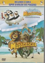Dvd Os Pinguins De Madagascar Em Uma Missão Especial - Dreamworks