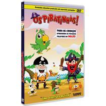 DVD - Os Piratinhas! - Vinny filmes