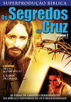 DVD Os Segredos da Cruz Volume 2 - Superprodução Bíblica - NBO