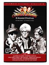 DVD - Os Três Patetas - O Mundo É Patético - Sony Pictures