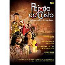 Dvd paixão de cristo - nova jerusalém-pernambuco - Armazem