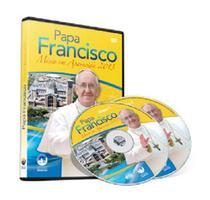 Dvd papa francisco - missa em aparecida 2013 - Armazem