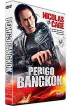DVD Perigo em Bangkok - Nicolas Cage - Playarte