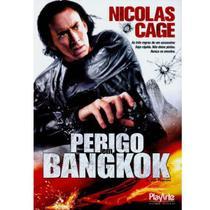 DVD - Perigo em Bangkok - Nicolas Cage - PLAYARTE