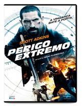 DVD - Perigo Extremo - Califórnia Filmes