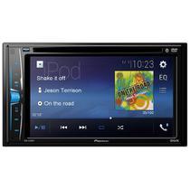 Dvd Pioneer 2 Din Avh- 208bt Bluetooth Usb 112cores App Sour - Pionner