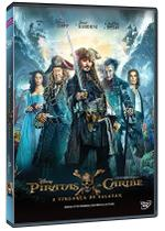 DVD - Piratas do Caribe: A Vingança de Salazar - Disney