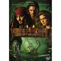 DVD Piratas do Caribe - O Baú da Morte - Rimo