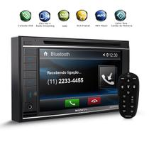 "Dvd Player 2 Din 6,2"" Sp8520Bt Mp3 Entrada Usb Sd Auxiliar Bluetooth - Positron"