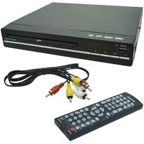 Dvd Player 3x1 Multilaser Usb Dvd Cd E Ripping -