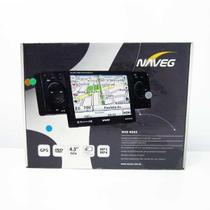 DVD Player Automotivo / Navegador GPS Naveg Tela 4.3