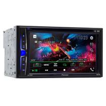 DVD Player Automotivo Pioneer 2 Din Avh-A208BT - Tela 6.2