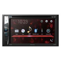 """DVD Player Automotivo Pioneer 6,2 """" AVH-G228BT Leitor CD Bluetooth USB FM AUX Entrada Câmera de Ré -"""