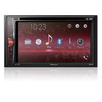 DVD Player Automotivo Pioneer AVH-A218BT 2 DIN Tela Touch 6,2
