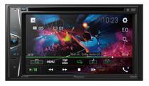 "DVD Player Automotivo Pioneer AVH-G215BT 6.2"" USB / Bluetooth -"