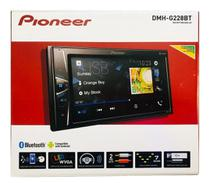 Dvd Player Automotivo Pioneer Avh-g228bt leitor cd Bluetooth Usb Controle Remoto