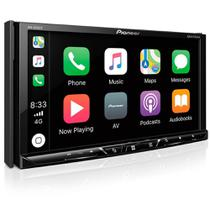 DVD Player Automotivo Pioneer AVH-Z5180TV TV Digital Tela Retratil de 7 Bluetooth USB