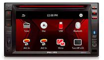 DVD Player Automotivo Pioneer CED-1500BT USB / Bluetooth - Philips