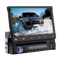 DVD Player Automotivo Roadstar RS-7925BIS com Bluetooth TV Preto